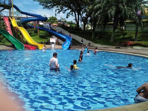 Marcopolo Waterpark Bogor Kolam