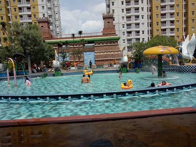 Marcopolo Waterpark Bogor Kota