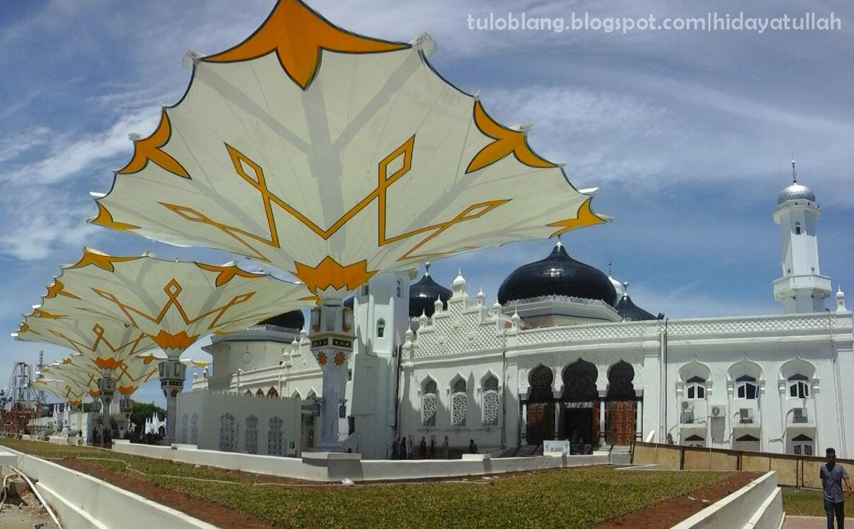 Keindahan Masjid Raya Baiturrahman Aceh Peta Lokasi + Foto 9