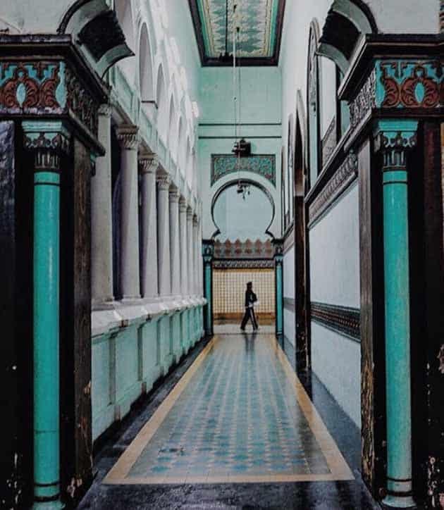 Sejarah dan Keunikan Masjid Raya Medan, Peta Lokasi + Hotel Terdekat 12
