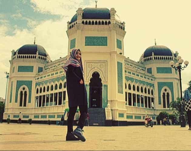 Sejarah dan Keunikan Masjid Raya Medan, Peta Lokasi + Hotel Terdekat 8