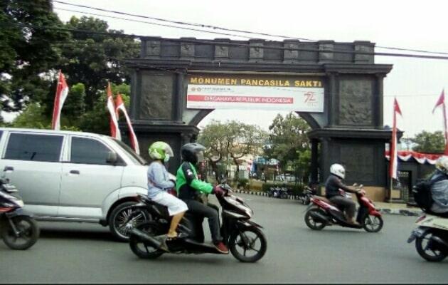 Monumen Pancasila Sakti Jakarta 3
