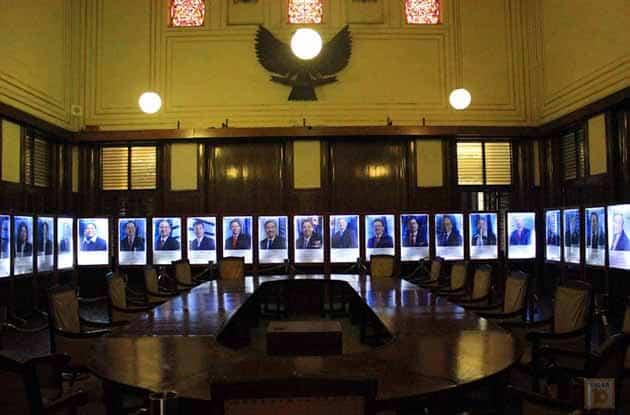 Museum Bank Mandiri Kapitalis