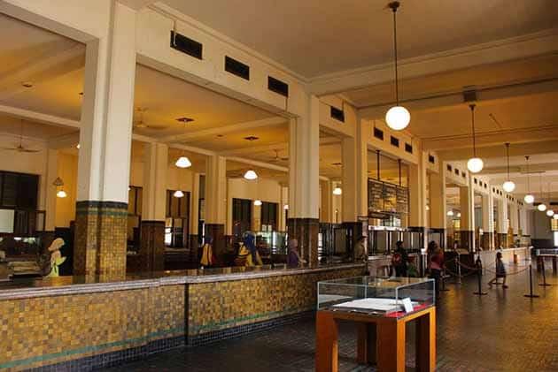 Museum Bank Mandiri Oke dah