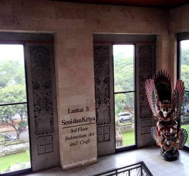 Museum Indonesia Lantai