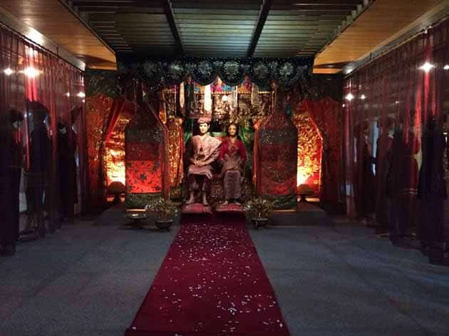 Museum Indonesia Nikahan
