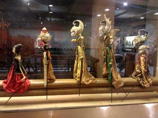 Museum Indonesia Wayang