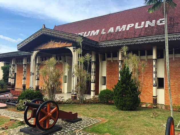 Museum Lampung Samping