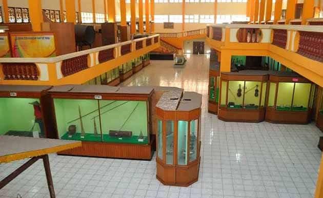 Fakta dan Sejarah Museum Sang Nila Utama, Jam Buka + Peta Lokasi 10