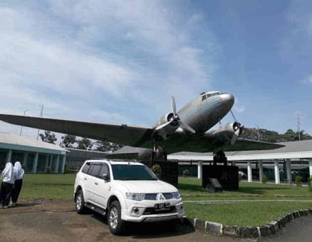 Museum Satria Mandala Mibur