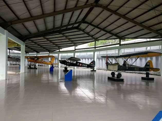 Museum Satria Mandala Pesawat