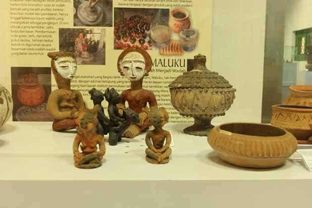 Museum Seni rupa dan keramik Patung