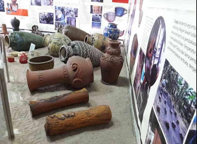Museum Seni rupa dan keramik Wadah