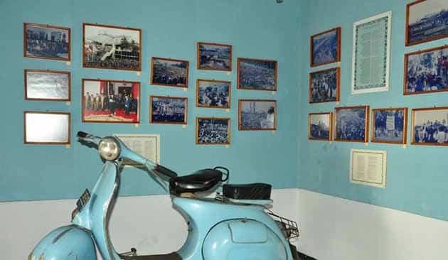 Museum Sumpah Pemuda Vespa