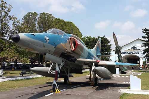 Museum TNI AU Dirgantara Mandala