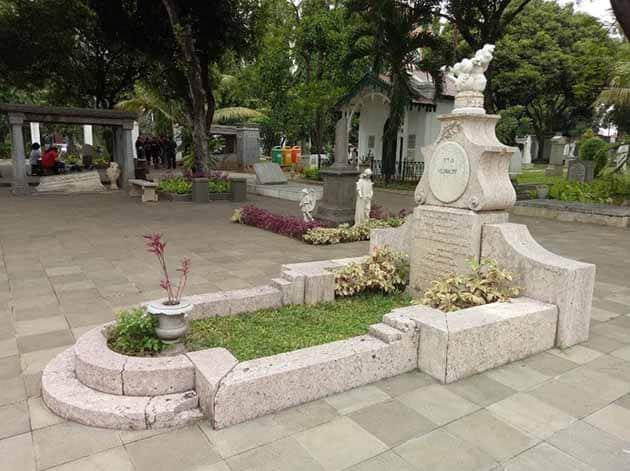 Museum Taman Prasasti Kuburan