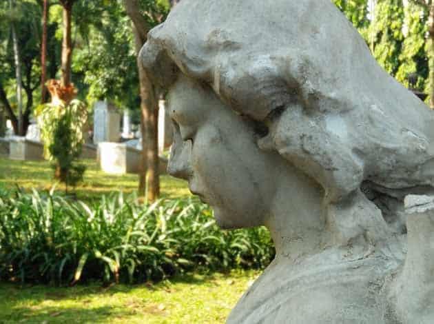 Museum Taman Prasasti Sedih