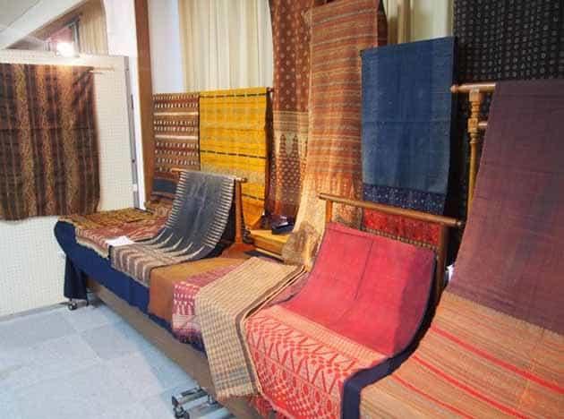 Museum Tekstil Merah