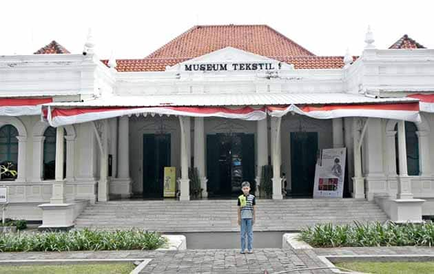 Museum Tekstil Tampak