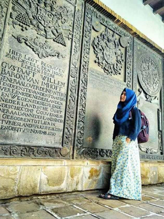 Museum Wayang Cantik