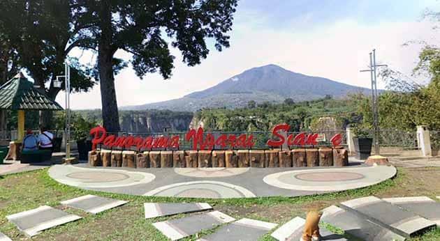 Ngarai Sianok Indah Padang