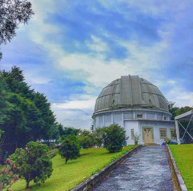 Observatorium Bosscha Jalan