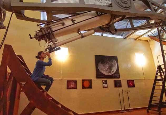 Observatorium Bosscha Nonton