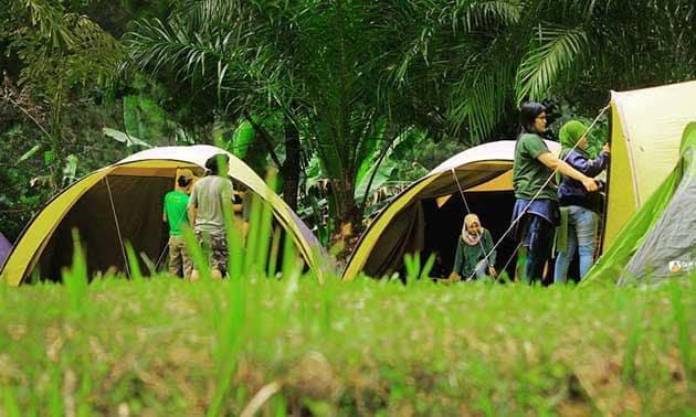 Outbound Murah Bogor Puncak Camping