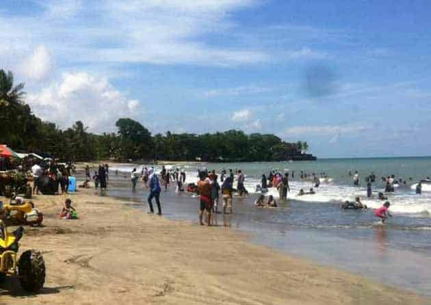 Pantai Cerita Anyer ATV