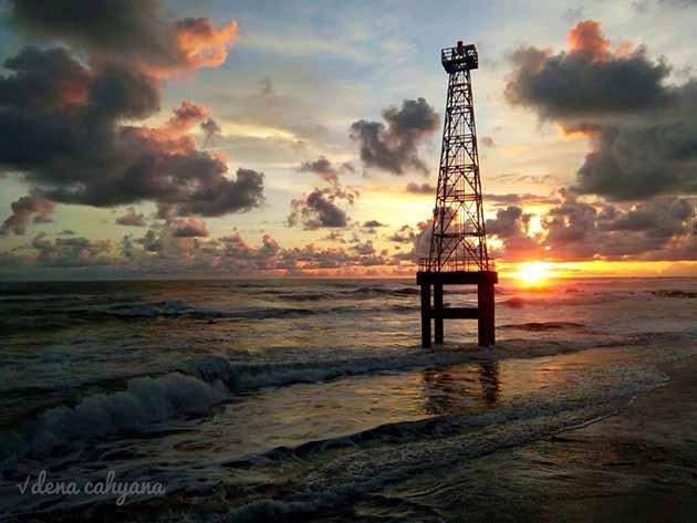 Pantai Jayanti Sunset