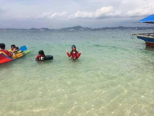 Pantai Mutun Anak