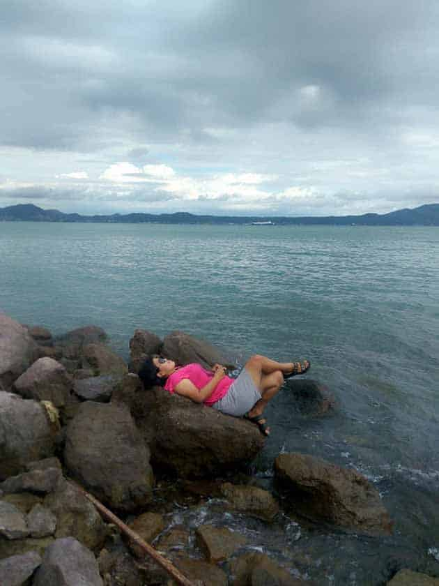 Pantai Mutun Hahaha