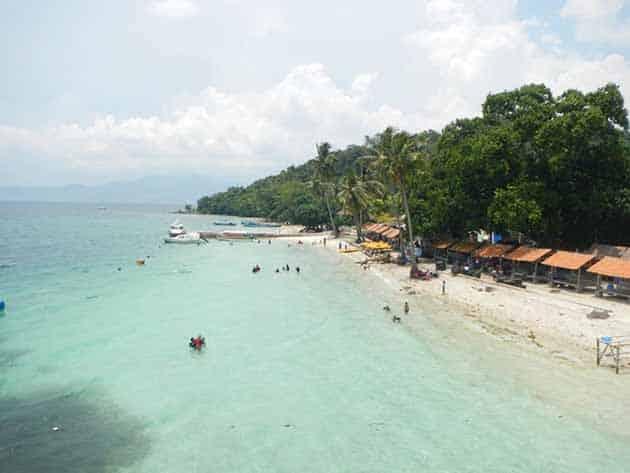 Harga Tiket Masuk Pantai Mutun Lampung, Peta Lokasi + Penginapan Terdekat 1