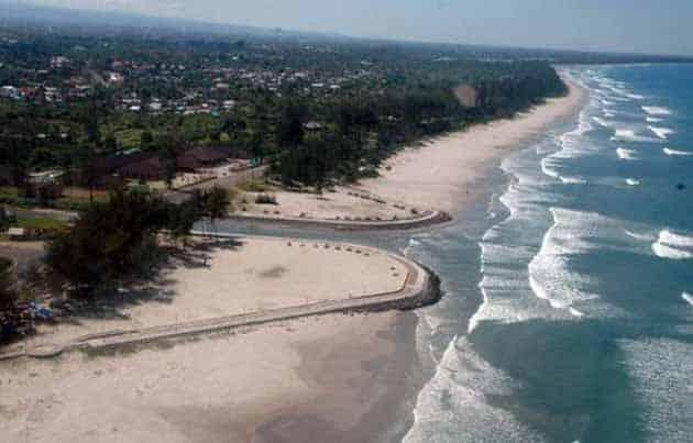 Lokasi Keindahan Pantai Panjang Bengkulu, Harga Tiket + Penginapan Terdekat 11