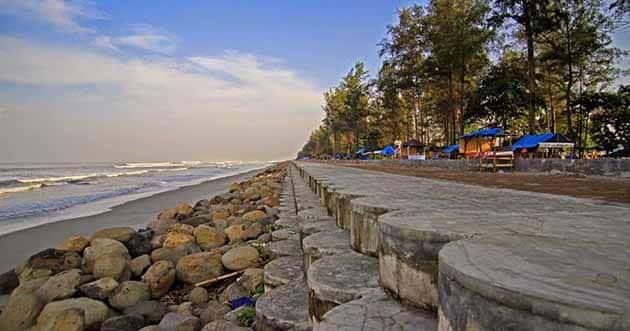 Lokasi Keindahan Pantai Panjang Bengkulu, Harga Tiket + Penginapan Terdekat 12