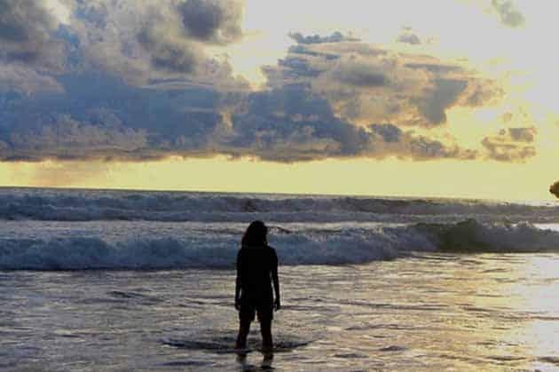 Pantai Sawarna Gadis