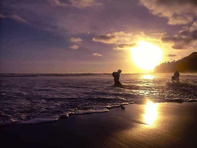Pantai Suwuk Sunset