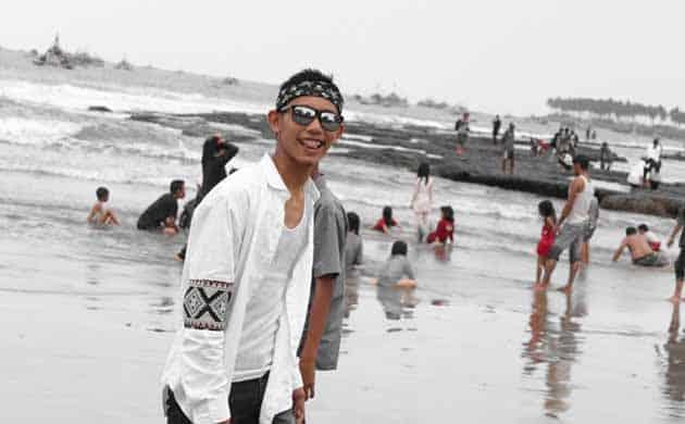 Pantai Tanjung Lesung Orang
