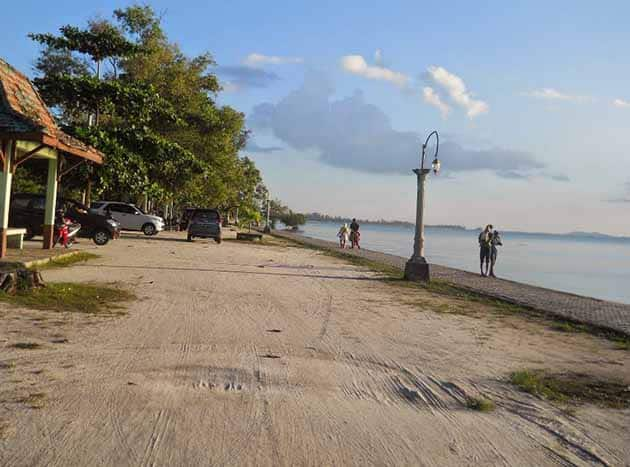 Pantai Tanjung Pendam Tempat Terbaik Melihat Sunset, Peta Lokasi + Tiket Masuk 15