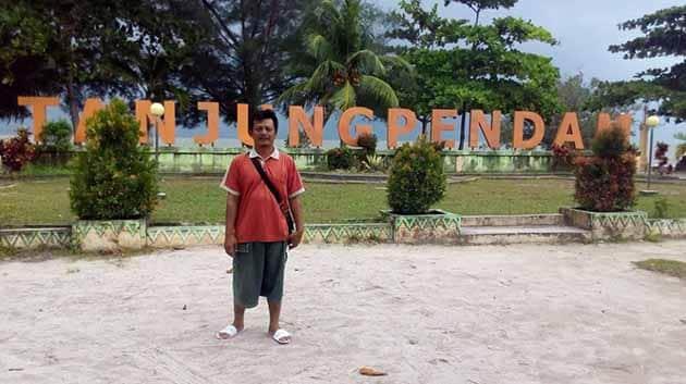Pantai Tanjung Pendam Tempat Terbaik Melihat Sunset, Peta Lokasi + Tiket Masuk 13