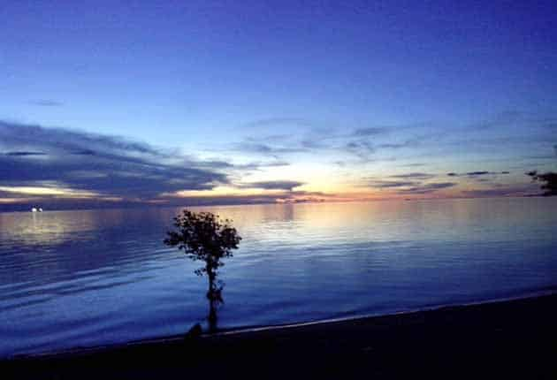 Pantai Tanjung Pendam Tempat Terbaik Melihat Sunset, Peta Lokasi + Tiket Masuk 16