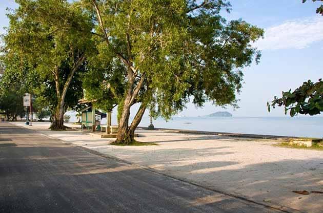 Pantai Tanjung Pendam Tempat Terbaik Melihat Sunset, Peta Lokasi + Tiket Masuk 17