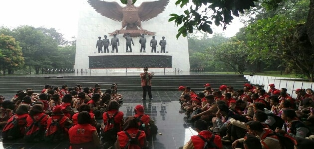 Monumen Pancasila Sakti Jakarta 1
