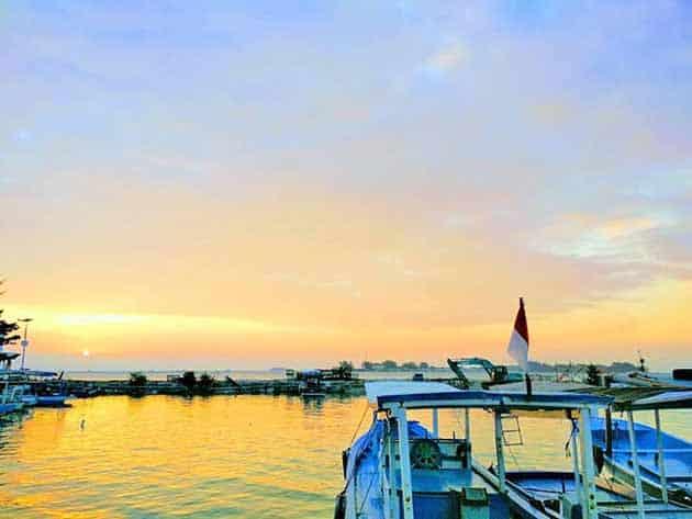 Pulau Pramuka Sunset