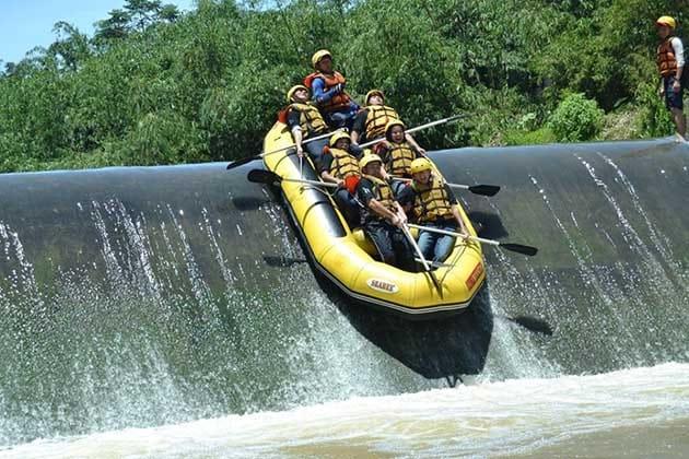 Rafting Cisadane Arum