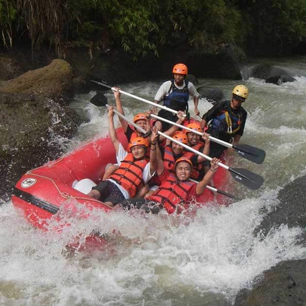 Rafting Cisadane Jeram