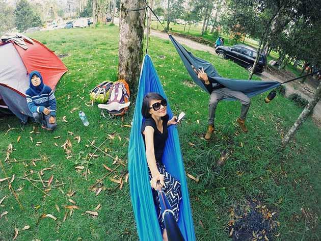 Tiket Masuk Ranca Upas 2020 Paket Camping Gambar