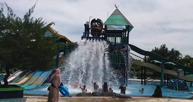 Harga Tiket Masuk Dan Peta Lokasi Labersa Riau Fantasi Theme Park 4