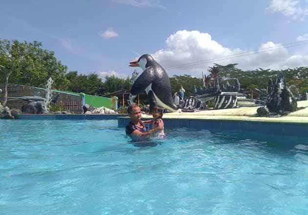 Harga Tiket Masuk Dan Peta Lokasi Labersa Riau Fantasi Theme Park 5