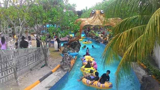 Harga Tiket Masuk Dan Peta Lokasi Labersa Riau Fantasi Theme Park 2